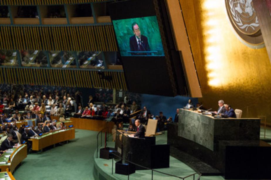 Что Россия скажет ООН: прямая трансляция выступления Путина - Новости Калининграда