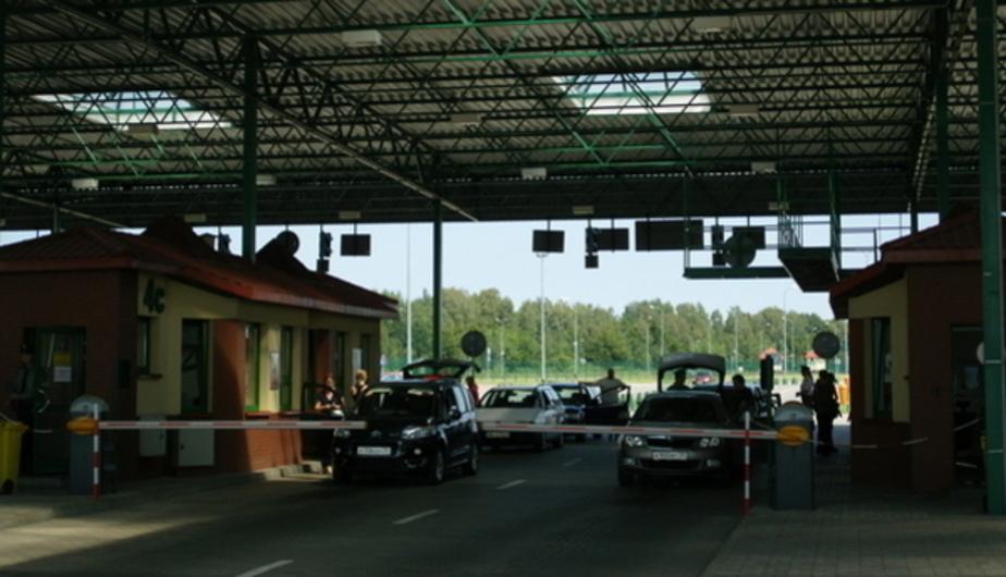На калининградской границе за неделю задержали 31 должника  - Новости Калининграда