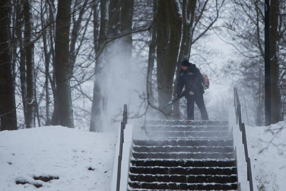 Синоптики: калининградцам стоит ждать дальнейшего снегопада - Новости Калининграда
