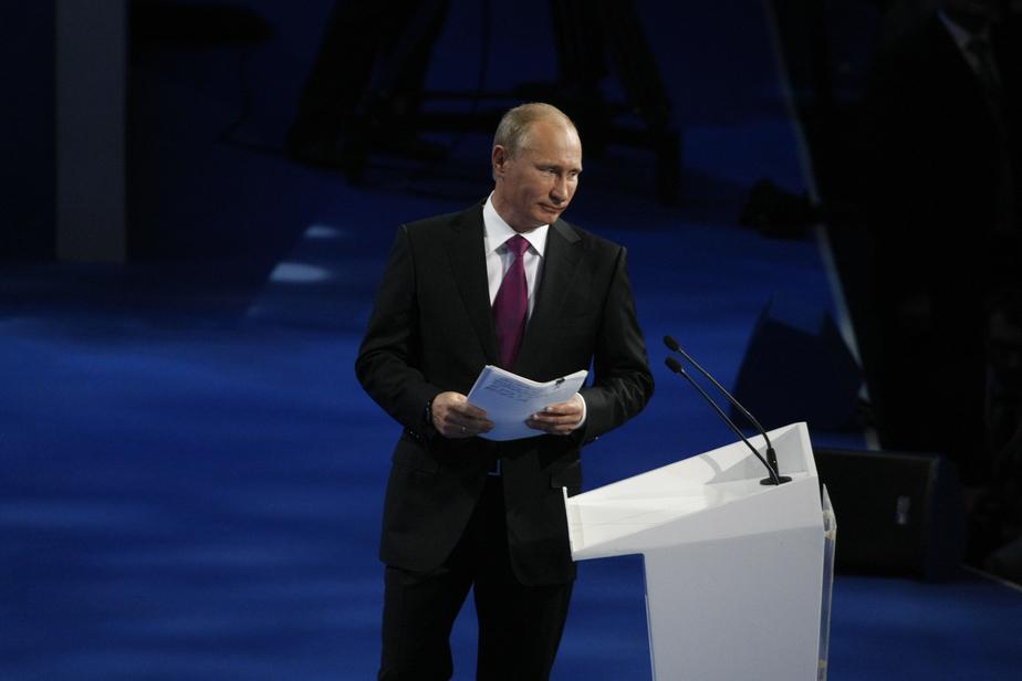 На большой пресс-конференции Путина соберётся рекордное число журналистов