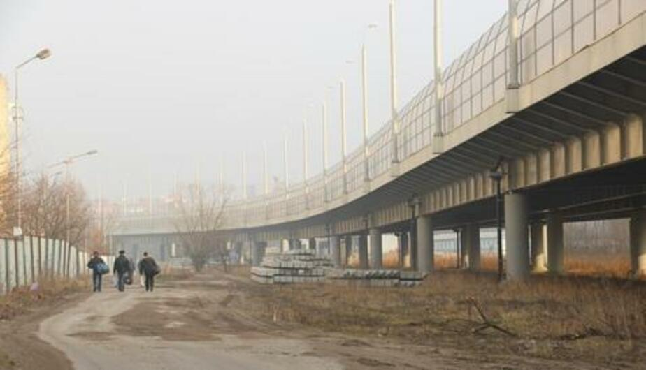 Дороги к новым съездам с эстакады будут построены в ближайшие два года - мэрия - Новости Калининграда