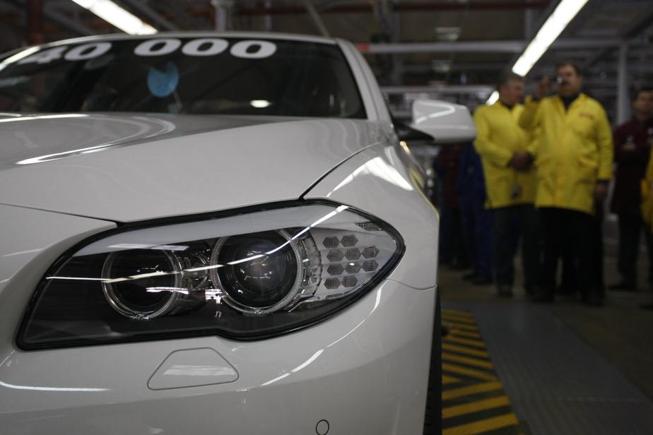 В России подорожают все модели BMW  - Новости Калининграда