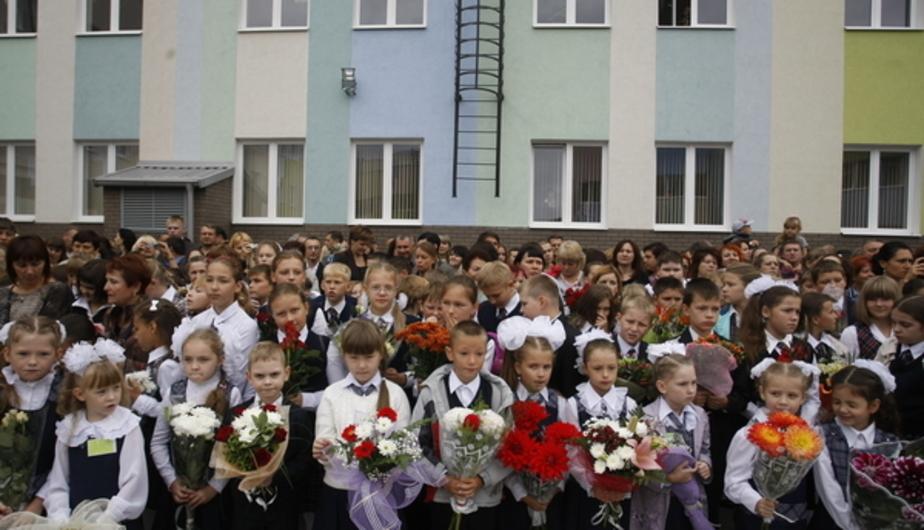 Вместимость будущей школы на Артиллерийской решено увеличить на 200 мест