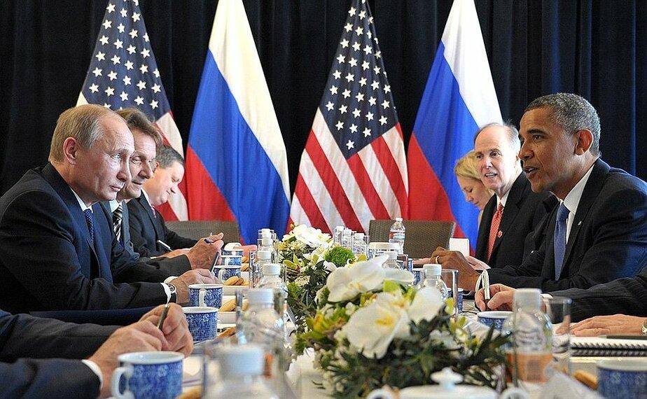 СМИ: Путин встретится с Обамой - Новости Калининграда