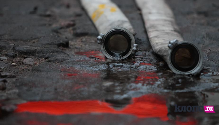 БМВ и квартира: в ночь на пятницу в Калининграде произошло два пожара - Новости Калининграда
