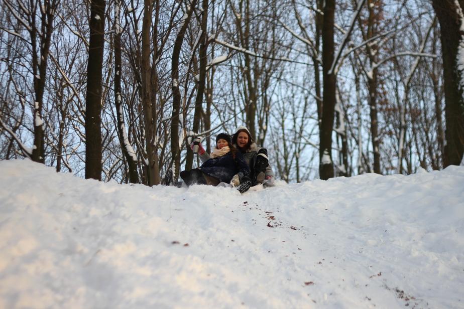 Горка Красивая и дикие катки: где отдохнуть зимой в Калининградской области и в приграничной Польше