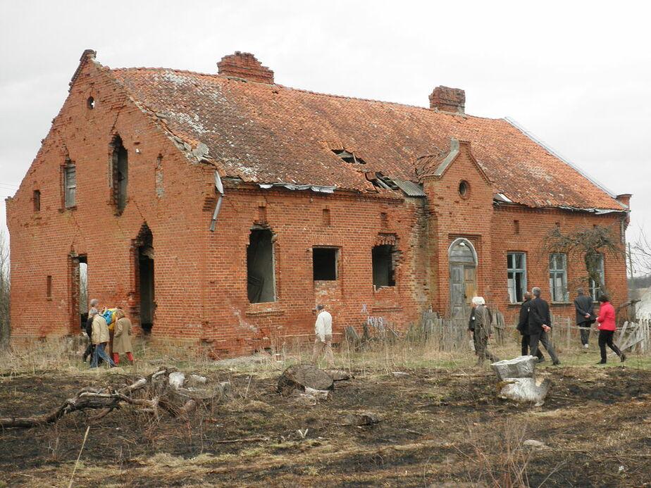 На создание музея Канта в Веселовке выделят 46 млн бюджетных рублей - Новости Калининграда