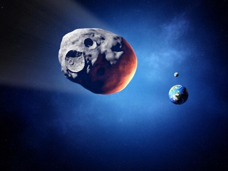 Российские ученые открыли потенциально опасный астероид - Новости Калининграда