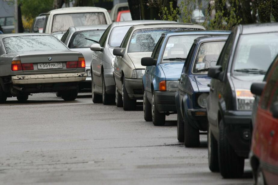 На Московском проспекте образовалась трёхкилометровая пробка на выезд из города - Новости Калининграда
