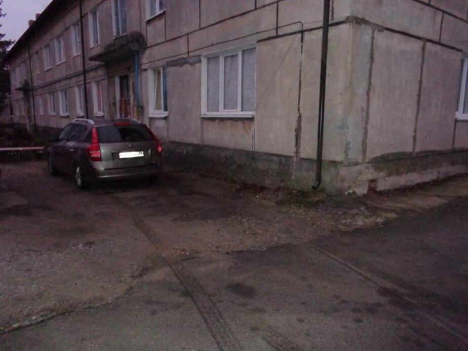 Калининградец угнал автомобиль, представив себя персонажем виртуальной реальности