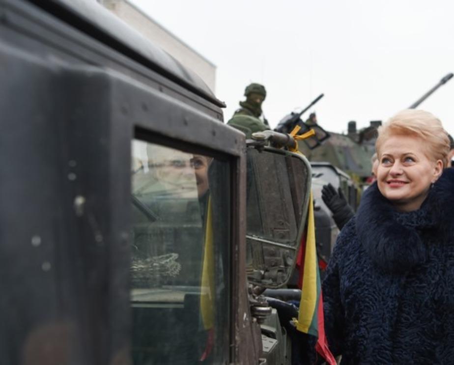 Президент Литвы призвала увеличить инвестиции в оборону в ответ на вооружение Калининградской области - Новости Калининграда