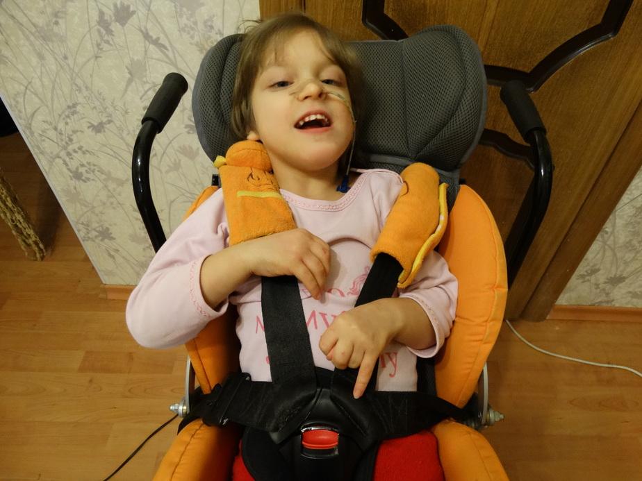В Калининграде идёт сбор денег на специальное питание для девочки-инвалида  - Новости Калининграда