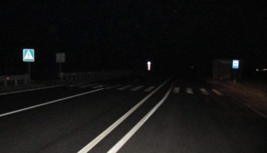 Власти пока не планируют ставить фонари на Большой Окружной