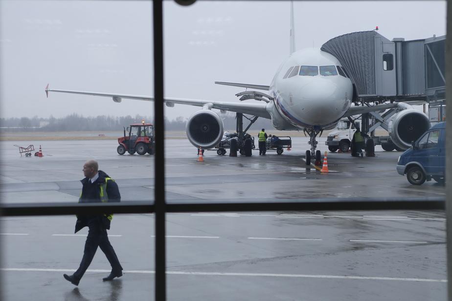 """""""Аэрофлот"""" отменил рейс в Калининград из-за погодных условий"""