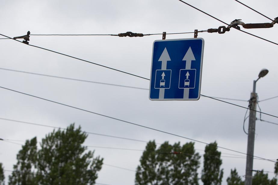 В июле введут одностороннее движение на 7 улицах Калининграда (список) - Новости Калининграда