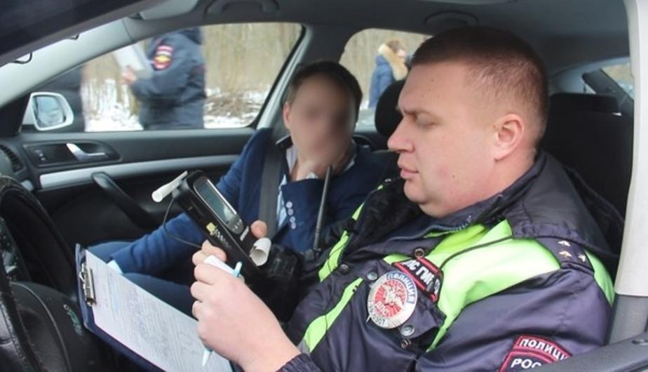В отношении пьяного лихача, подрезавшего калининградских водителей, возбудили дело  - Новости Калининграда