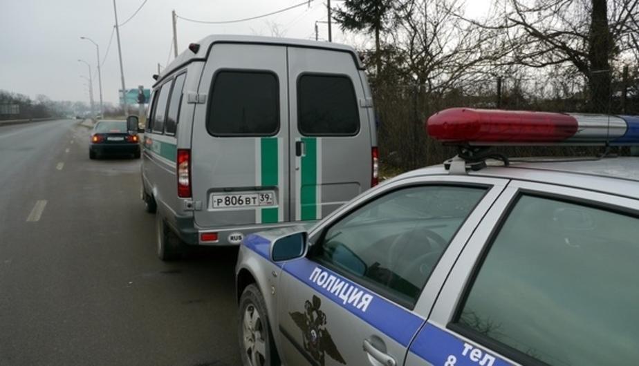 На улице Гагарина за день сбили двух пешеходов - Новости Калининграда