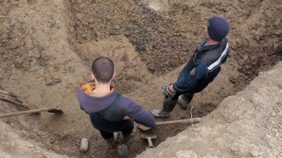 За выходные полицейские задержали почти три десятка копателей янтаря - Новости Калининграда
