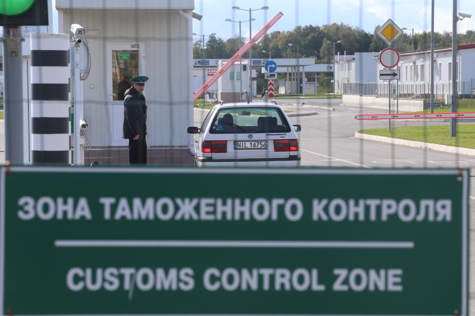 Калининградец попытался незаконно ввезти из Польши 25 кг молочной продукции   - Новости Калининграда