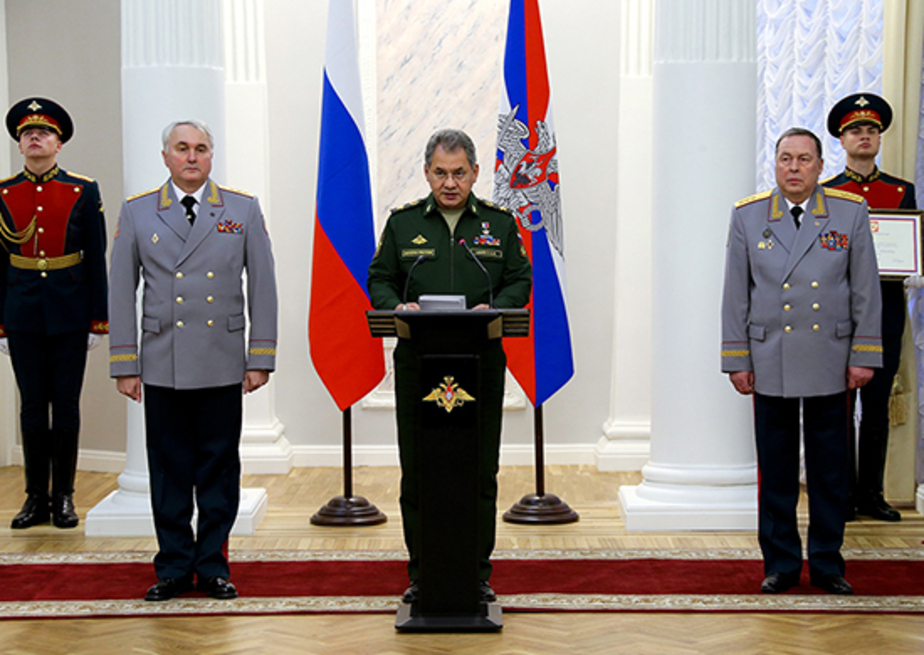 Западный военный округ возглавил бывший замначальника Генштаба