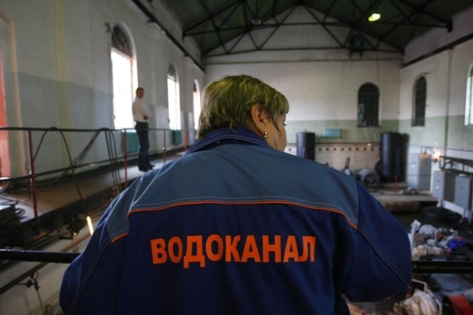 В Калининграде отключена вода, газ и свет на десятках улиц (список) - Новости Калининграда