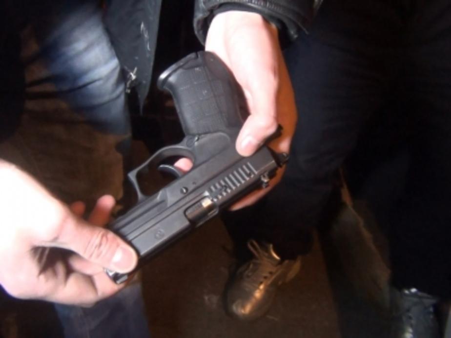 Калининградец угрожал пистолетом соседу по общежитию - Новости Калининграда