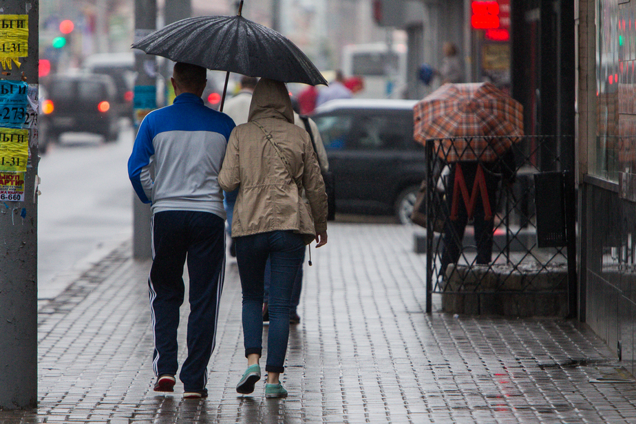 На Калининградскую область надвигается циклон  - Новости Калининграда