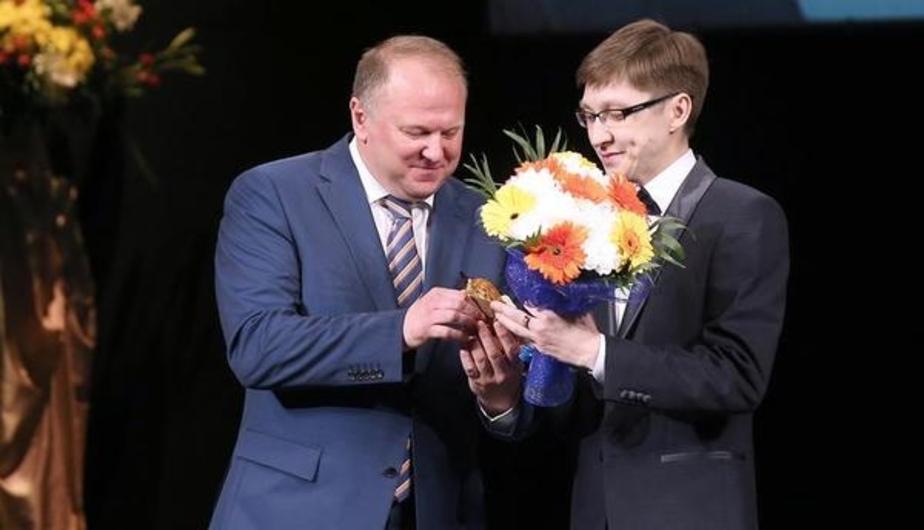 """Калининградец борется за звание """"Учитель года-2015""""  - Новости Калининграда"""
