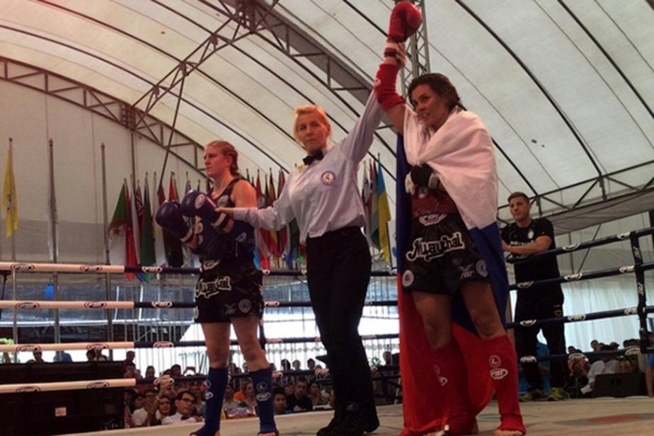 Калининградка выиграла золото чемпионата мира по тайскому боксу  - Новости Калининграда