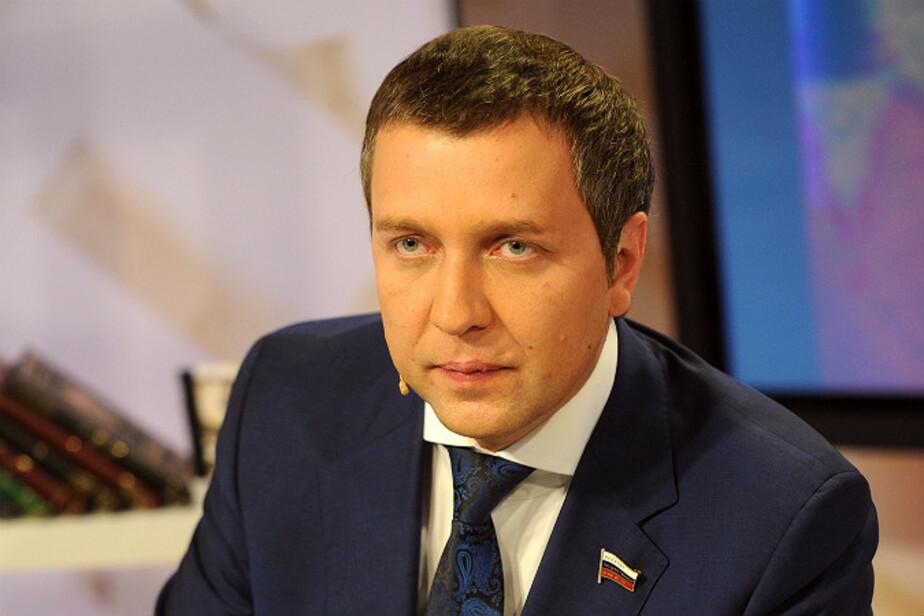 ЛДПР выдвинула кандидатом в губернаторы депутата Госдумы Старовойтова - Новости Калининграда