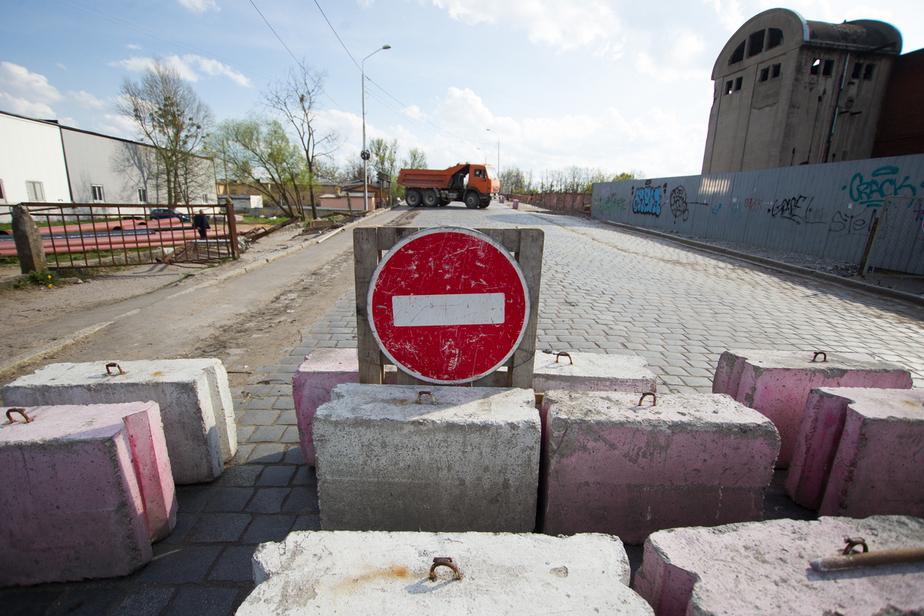 Теперь точно: стало известно, когда откроется мост на ул. Аллея Смелых - Новости Калининграда