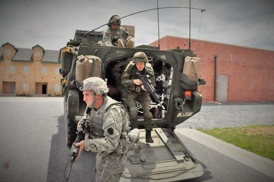 В 300 км от Калининграда разместились на базе американские военные - Новости Калининграда