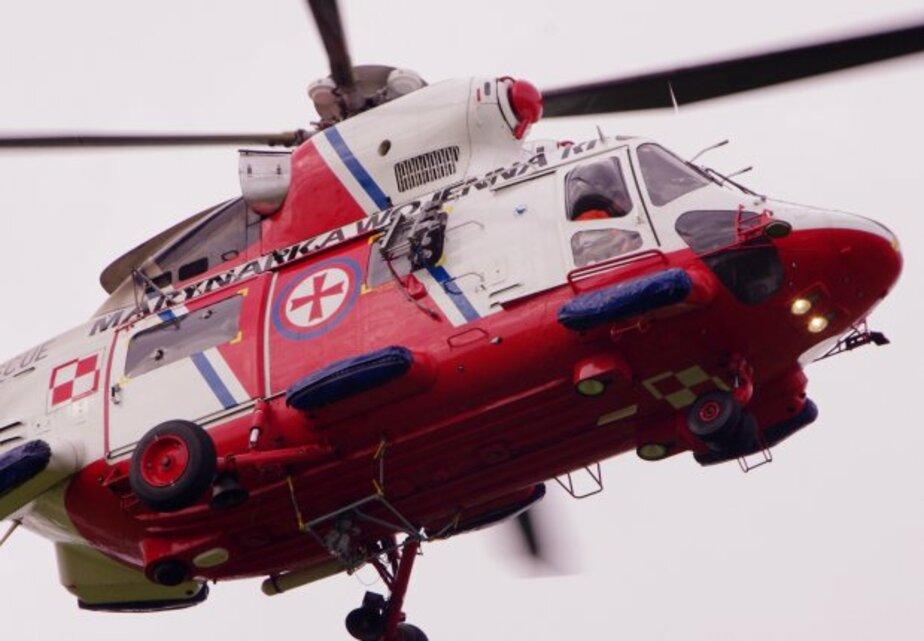 Польские спасатели эвакуировали из Балтийского моря россиянина c тяжелыми ожогами - Новости Калининграда