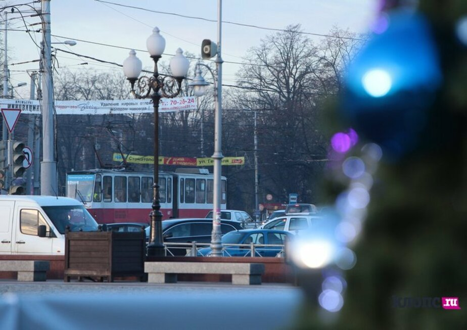 Власти Калининграда потратят почти 5 млн. рублей на оформление города  - Новости Калининграда