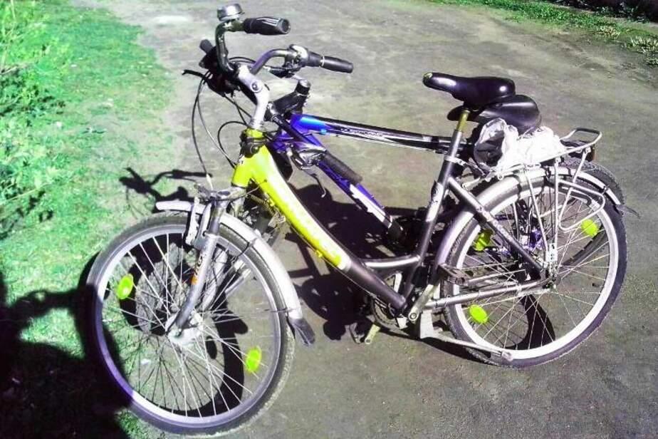 Калининградец попросил у прохожего велосипед, чтобы покататься, и угнал его  - Новости Калининграда