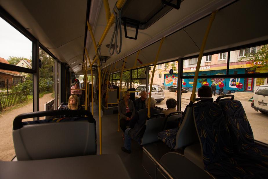 Чистые автобусы и езда по расписанию: в Калининграде создадут организатора перевозок пассажирского транспорта
