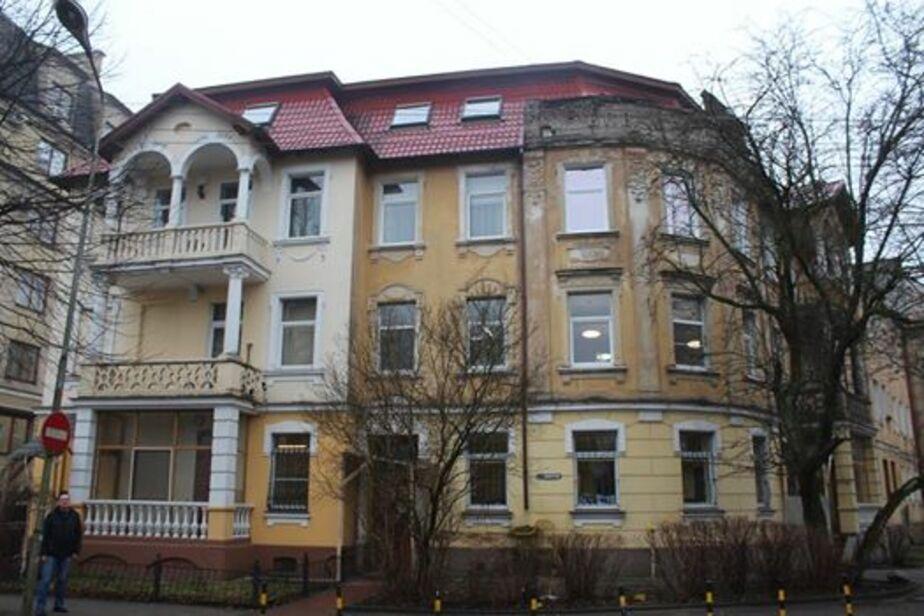 В Калининграде приступили к капремонту дома-памятника архитектуры на ул. Димитрова - Новости Калининграда