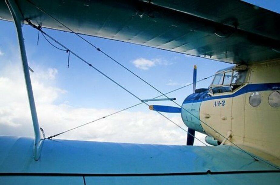 Пропавший над Балтикой литовский самолет обнаружили на морском дне - Новости Калининграда