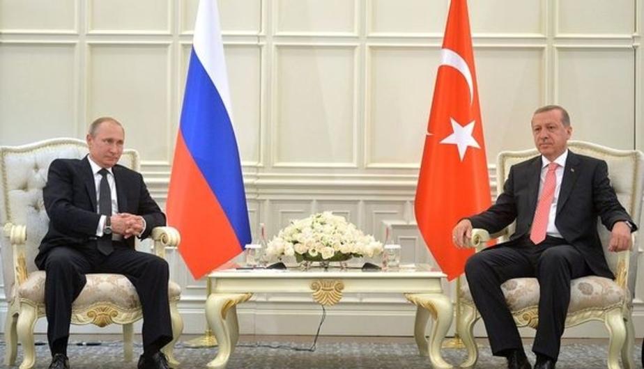 МИД: Путин извинялся перед Эрдоганом за нарушения турецкого воздушного пространства  - Новости Калининграда