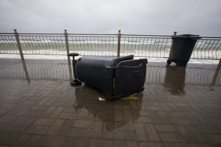 Синоптики прогнозируют штормовой ветер в Калининграде сегодня