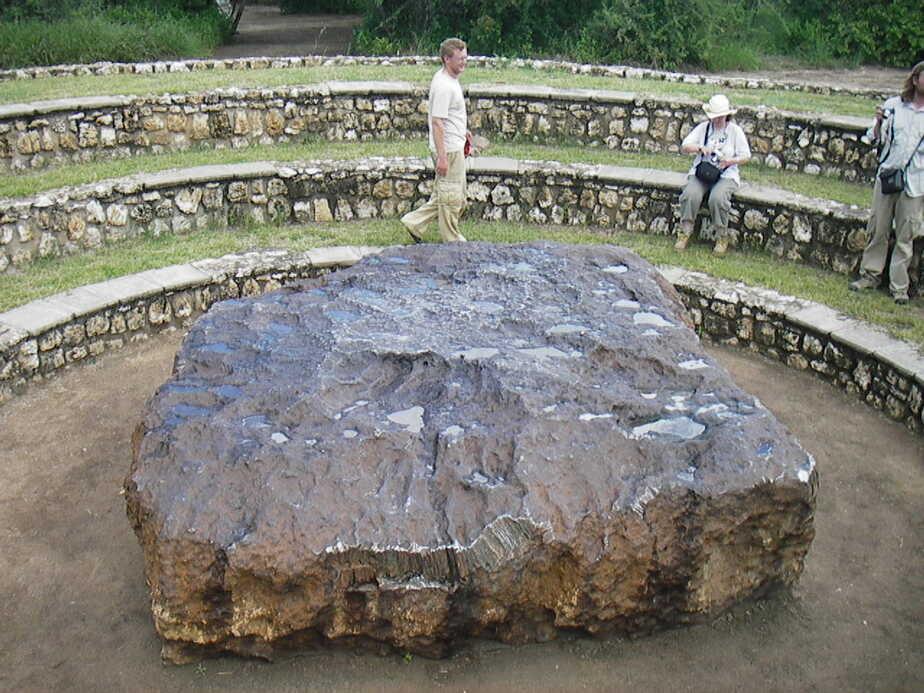 От 8 гр до 290 кг: какие метеориты падали рядом с Калининградской областью - Новости Калининграда