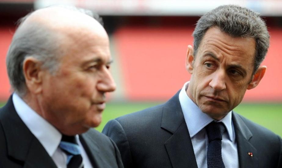 Глава ФИФА обвинил экс-президента Франции во вмешательстве в дела организации - Новости Калининграда
