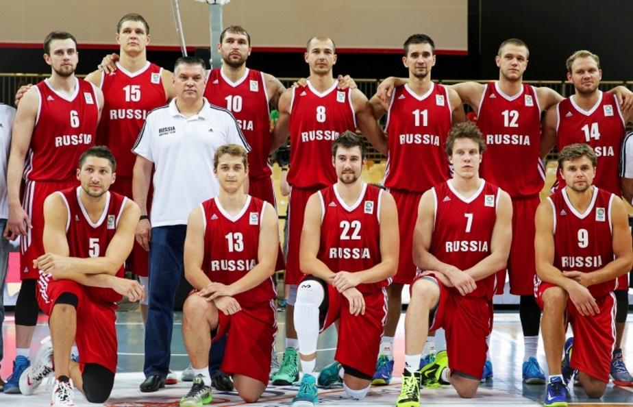 Сборные России по баскетболу отстранили от международных соревнований  - Новости Калининграда