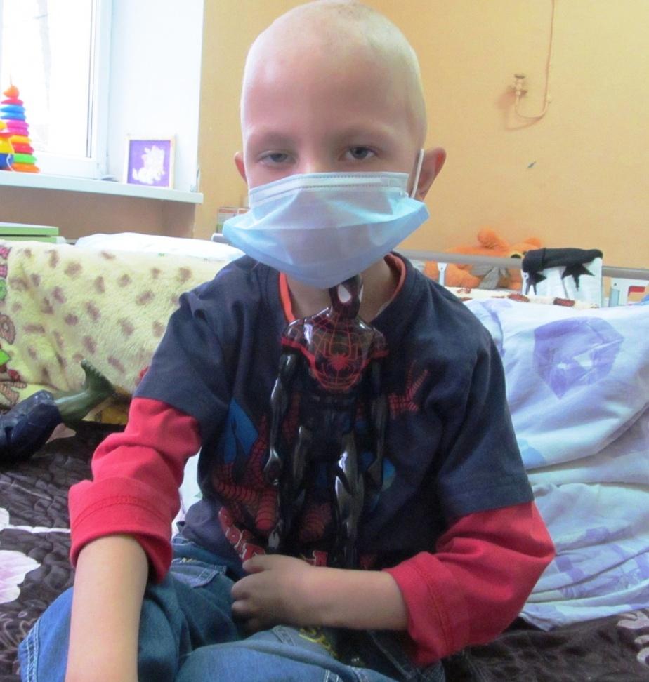 В Калининграде собирают средства на лечение четырёхлетнего мальчика с опухолью почки  - Новости Калининграда