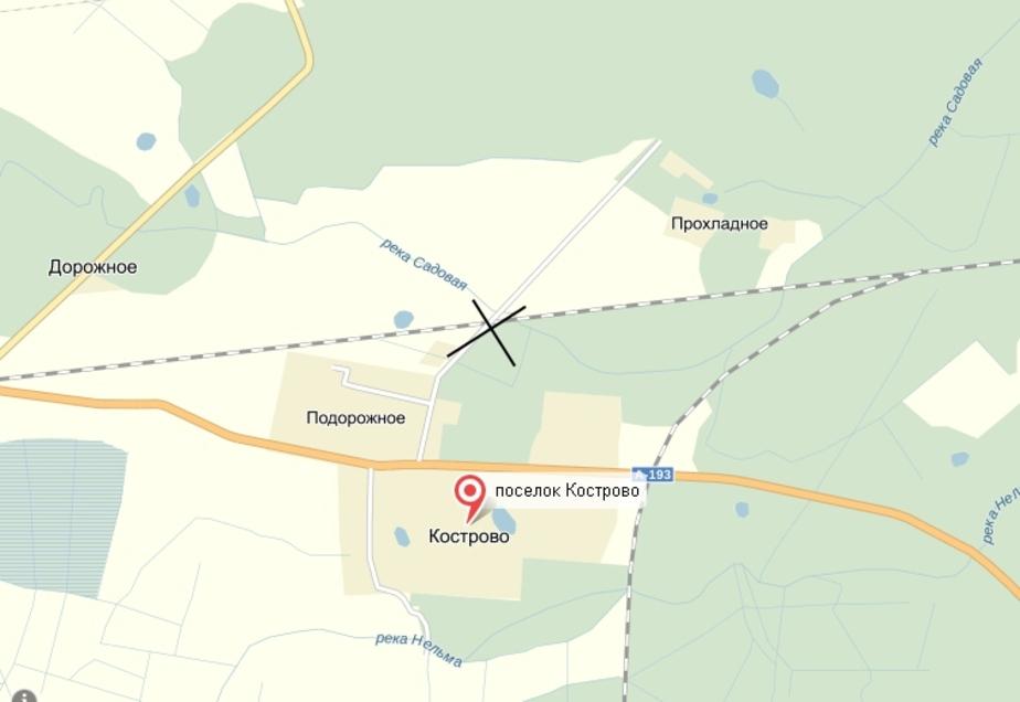 В районе Балтийского шоссе на день закроют ж/д переезд - Новости Калининграда
