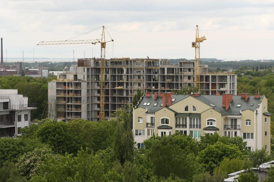 В 2015 году в Калининграде построили на треть больше жилья, чем годом ранее - Новости Калининграда