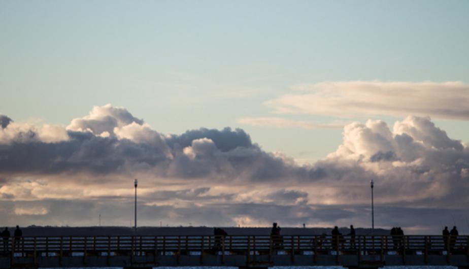 Синоптики обещают резкое падение атмосферного давления в Калининграде