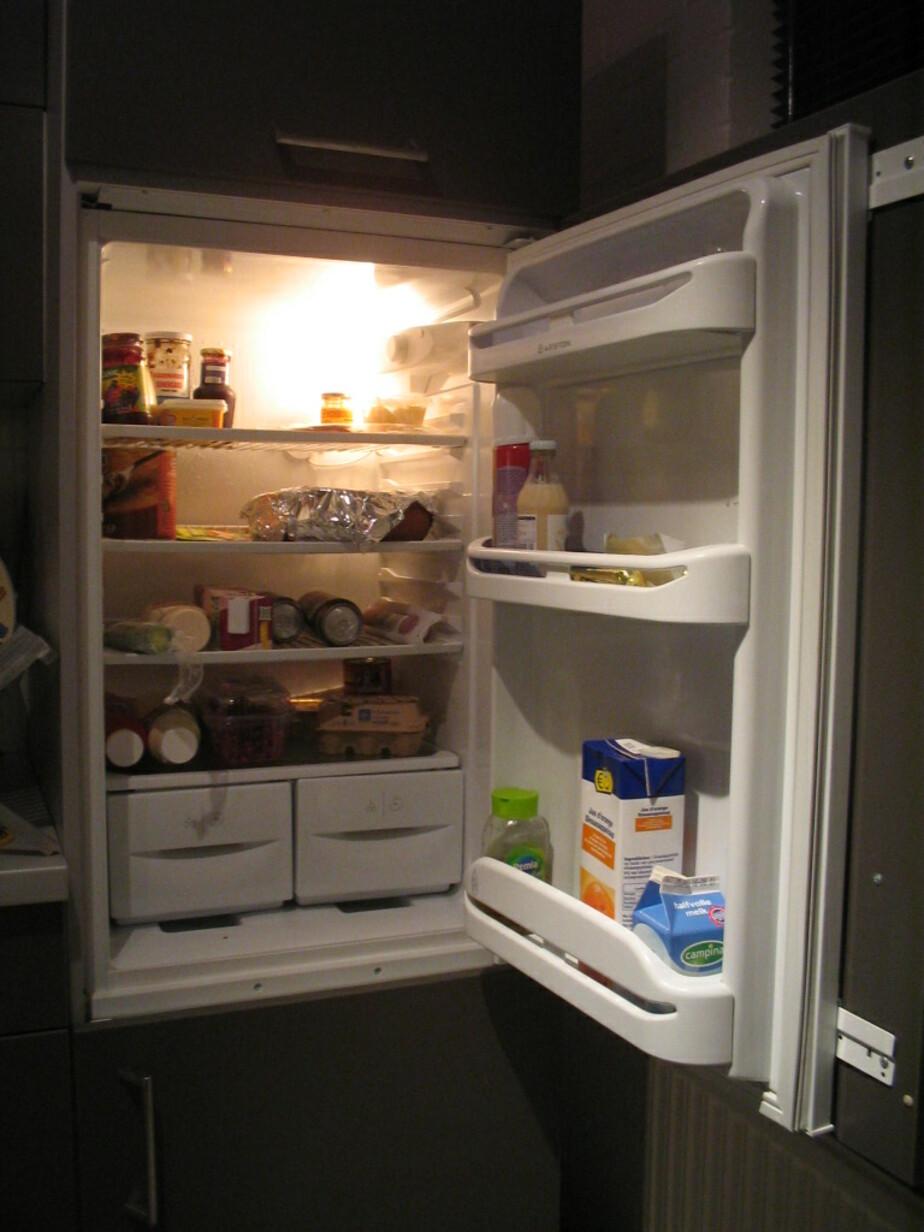 Калининградский экс-полицейский хранил в холодильнике четыре вида наркотиков