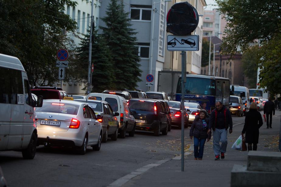 Депутаты предложили штрафовать отвлекающихся на посторонние дела водителей - Новости Калининграда