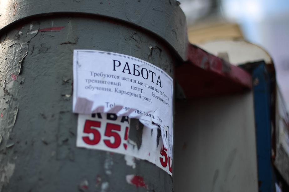 Опрос: треть калининградцев боится потерять работу - Новости Калининграда